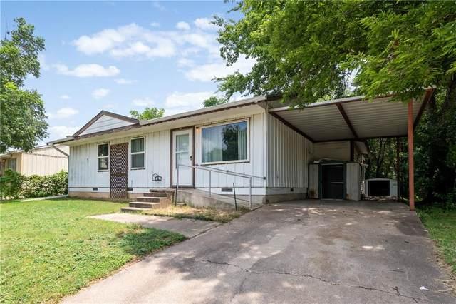 1307 Greenwood Ave, Killeen, TX 76541 (#4942229) :: Empyral Group Realtors