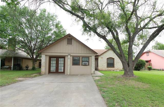 2001 James Pl, Round Rock, TX 78664 (#4942597) :: Ben Kinney Real Estate Team