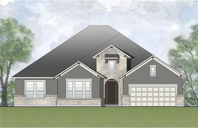 617 White Tail Cv, Georgetown, TX 78628 (#4943760) :: Papasan Real Estate Team @ Keller Williams Realty