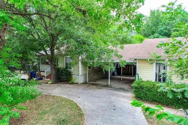 301 & 211 Cumberland Rd, Austin, TX 78704 (#4946772) :: The Heyl Group at Keller Williams