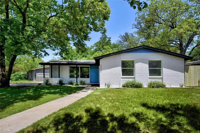 2000 Eaton Ln, Austin, TX 78723 (#4947436) :: The Perry Henderson Group at Berkshire Hathaway Texas Realty