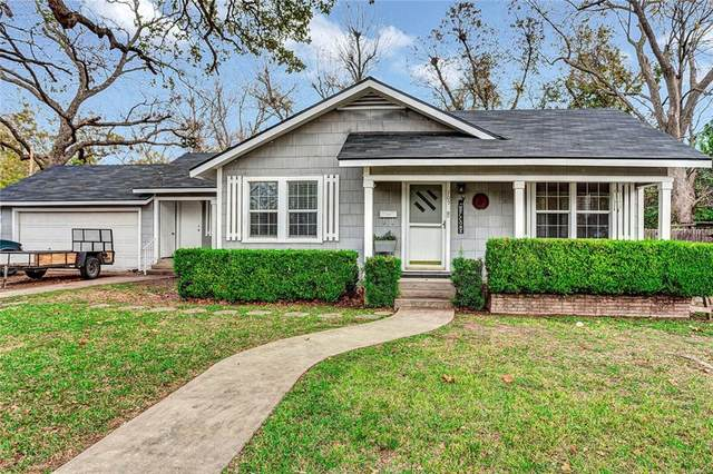 705 N Milam Ave, Cameron, TX 76520 (#4947807) :: First Texas Brokerage Company