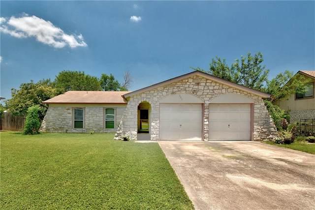 501 Greenway Dr, Pflugerville, TX 78660 (#4949362) :: Zina & Co. Real Estate