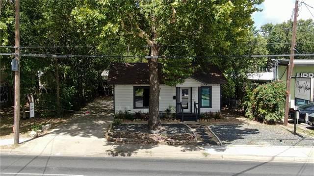 2214 S 1st St, Austin, TX 78704 (#4951300) :: Papasan Real Estate Team @ Keller Williams Realty