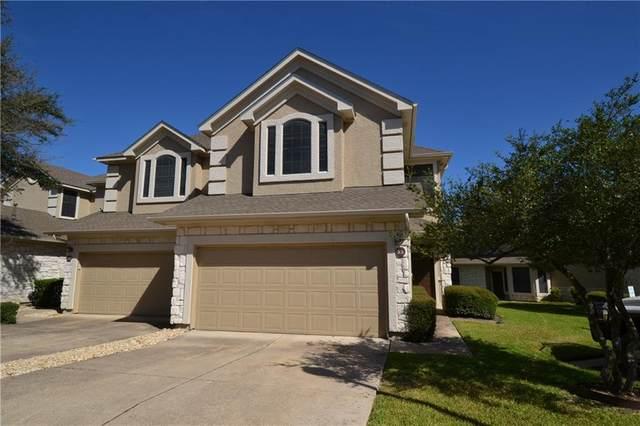 3300 Forest Creek Dr #22, Round Rock, TX 78664 (#4951409) :: Papasan Real Estate Team @ Keller Williams Realty