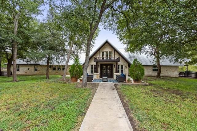 4530 Fm 86, Luling, TX 78648 (#4951856) :: Ben Kinney Real Estate Team