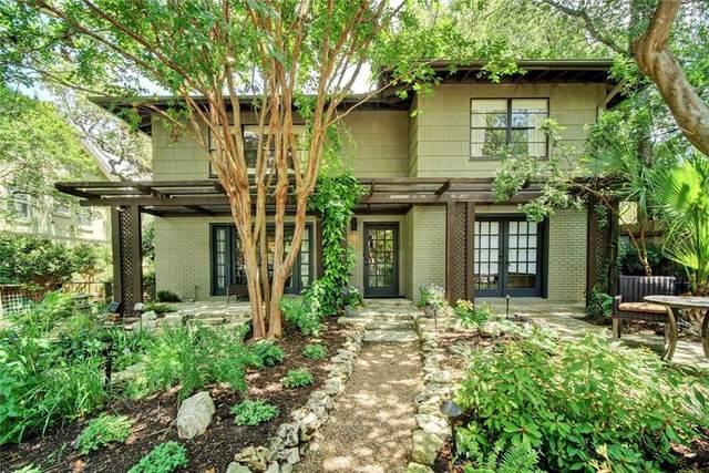 3706 Stevenson Ave A, Austin, TX 78703 (MLS #4953395) :: Vista Real Estate