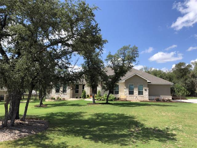 205 Red Mulberry Way, Leander, TX 78641 (#4953867) :: The Heyl Group at Keller Williams