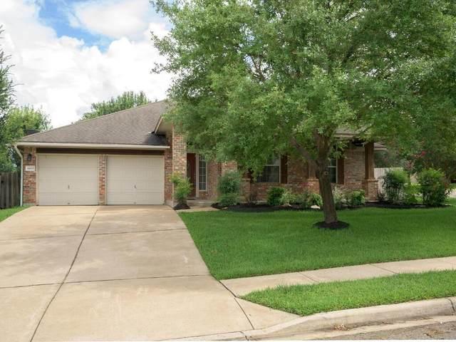 4400 Pasada Ln, Round Rock, TX 78681 (#4955154) :: Ben Kinney Real Estate Team