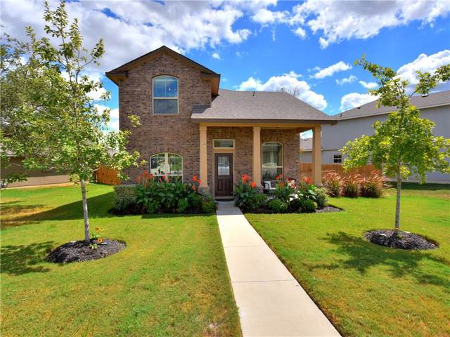 1452 Hamiltons Way, Leander, TX 78641 (#4955218) :: Realty Executives - Town & Country