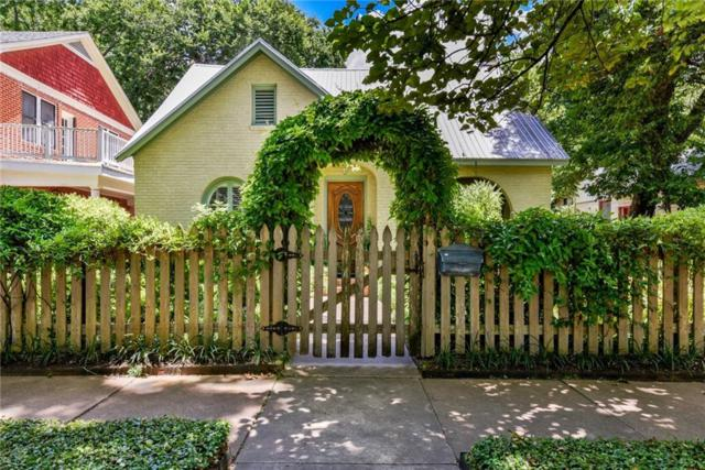 3805 Avenue G, Austin, TX 78751 (#4956252) :: The Gregory Group