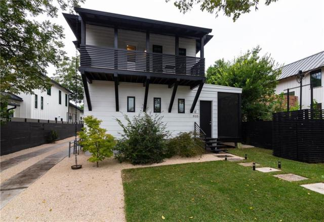 905 W Johanna St A, Austin, TX 78704 (#4957027) :: Papasan Real Estate Team @ Keller Williams Realty