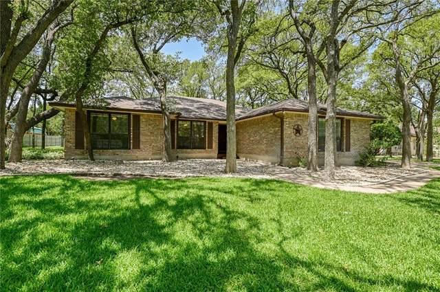 204 Acker Rd, Georgetown, TX 78633 (#4957887) :: Papasan Real Estate Team @ Keller Williams Realty