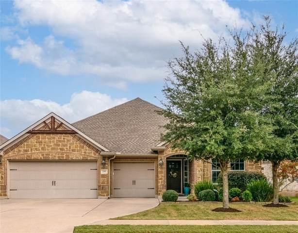 229 San Matteo St, Georgetown, TX 78628 (#4958438) :: Ben Kinney Real Estate Team