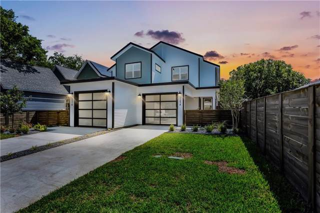 1131 Brookswood Ave A, Austin, TX 78721 (#4959823) :: The Heyl Group at Keller Williams