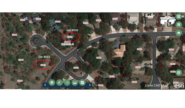 0 Hi Circle West, Horseshoe Bay, TX 78657 (#4960621) :: Papasan Real Estate Team @ Keller Williams Realty