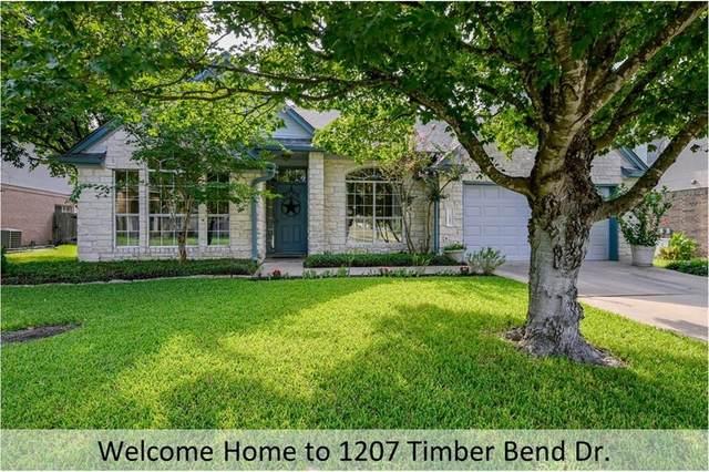1207 Timber Bend Dr, Pflugerville, TX 78660 (#4961069) :: Papasan Real Estate Team @ Keller Williams Realty