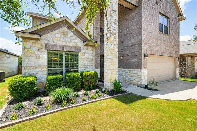 235 Drystone Trl, Liberty Hill, TX 78642 (#4961599) :: Ben Kinney Real Estate Team