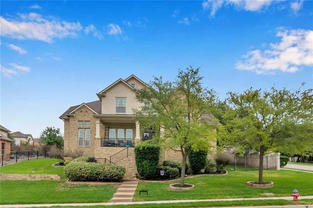 2819 Collingwood Dr, Round Rock, TX 78665 (#4963793) :: Sunburst Realty