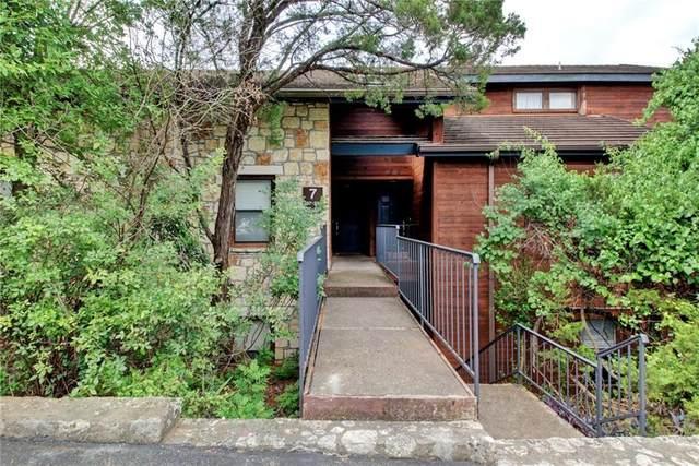 4711 Spicewood Springs Rd 7-138, Austin, TX 78759 (#4966808) :: Papasan Real Estate Team @ Keller Williams Realty