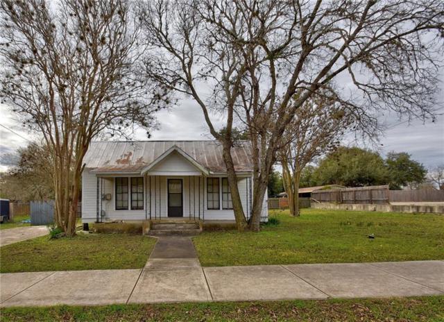 601 W Center St, Kyle, TX 78640 (#4968347) :: Papasan Real Estate Team @ Keller Williams Realty