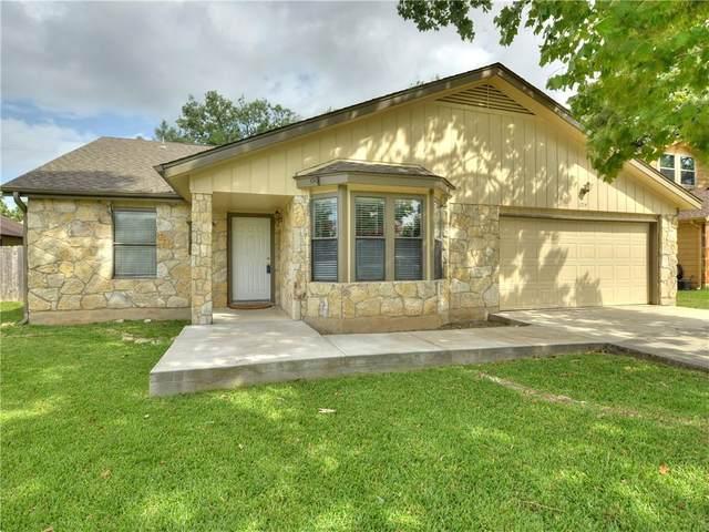 1714 Zimmerman Ln, Round Rock, TX 78681 (#4968859) :: Ben Kinney Real Estate Team