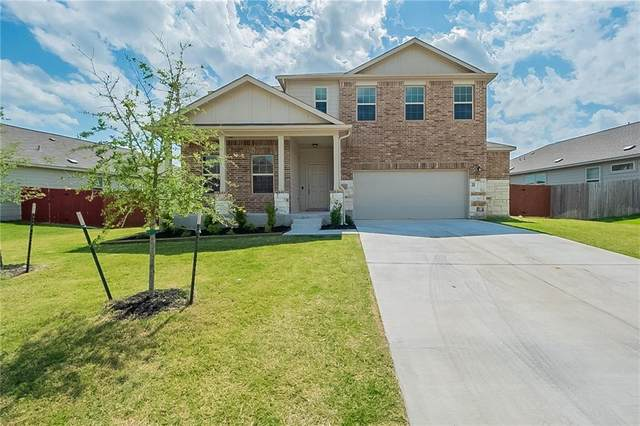1005 Honey Locust Way, Hutto, TX 78634 (#4969147) :: The Summers Group