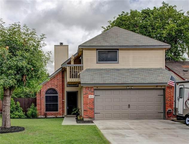 1404 Lantern Light Dr, Round Rock, TX 78681 (#4969167) :: Papasan Real Estate Team @ Keller Williams Realty