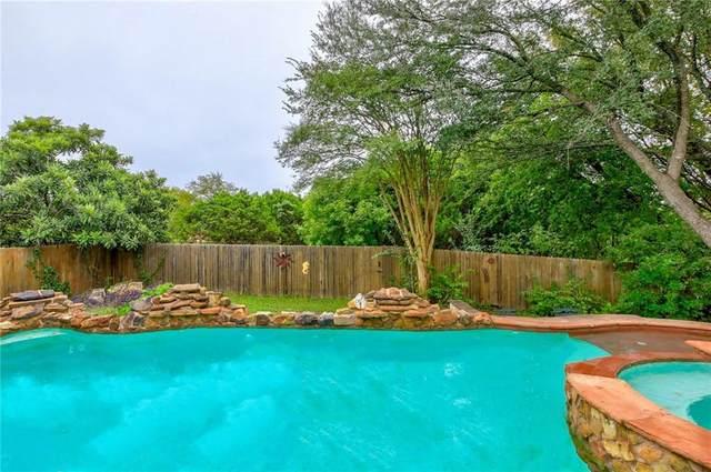 8132 Tonkinese Dr, Round Rock, TX 78681 (#4971422) :: Papasan Real Estate Team @ Keller Williams Realty