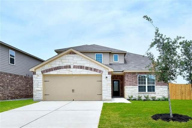 19516 Andrew Jackson St, Manor, TX 78653 (#4971641) :: Zina & Co. Real Estate