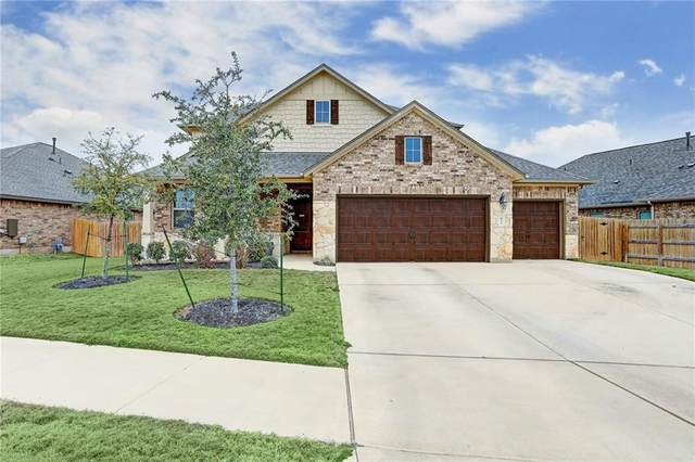 613 Hereford, Hutto, TX 78634 (#4971748) :: Realty Executives - Town & Country