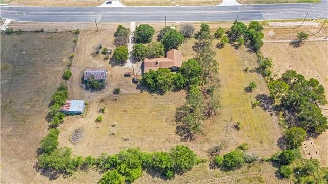 101 County Road 186, Round Rock, TX 78665 (MLS #4972209) :: Vista Real Estate
