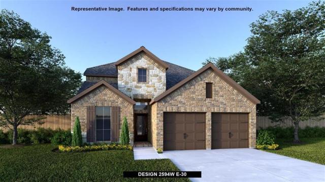 203 Krupp Ave, Liberty Hill, TX 78642 (#4972416) :: Watters International