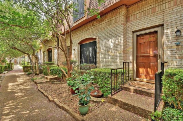 7801 Shoal Creek Blvd #107, Austin, TX 78757 (#4973001) :: Watters International