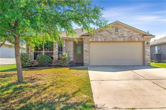 337 Altamont St, Hutto, TX 78634 (#4973245) :: Zina & Co. Real Estate
