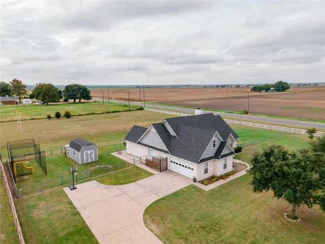 123 Gabriel Crossing Dr, Thorndale, TX 76577 (#4973302) :: Realty Executives - Town & Country