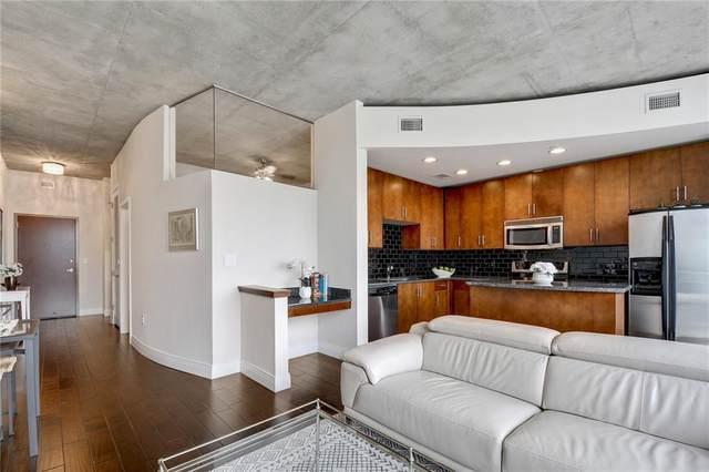 360 Nueces St #1503, Austin, TX 78701 (#4974683) :: First Texas Brokerage Company