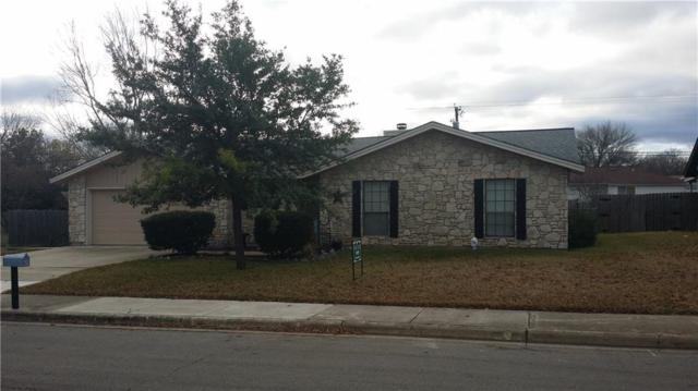 601 White Wing Way, Round Rock, TX 78664 (#4978777) :: RE/MAX Capital City