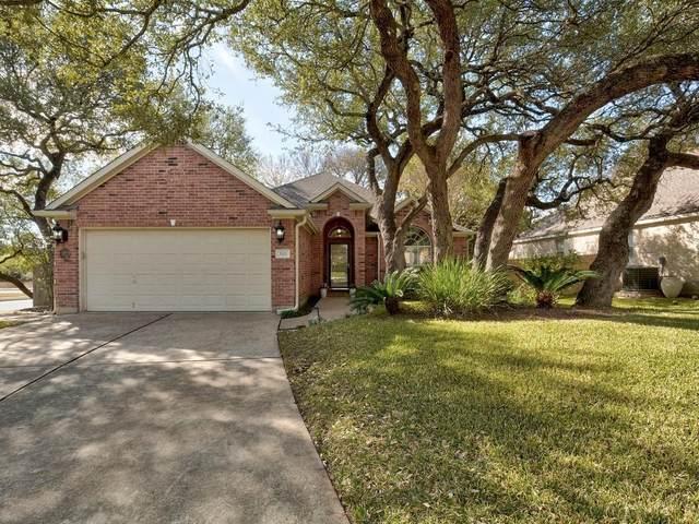 5101 Bandera Creek Trl, Austin, TX 78735 (#4979369) :: The Perry Henderson Group at Berkshire Hathaway Texas Realty