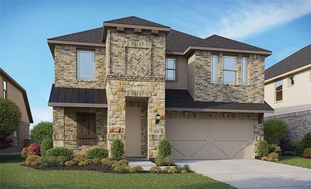 1112 Ridge Runner Dr, Georgetown, TX 78628 (#4980430) :: Ben Kinney Real Estate Team