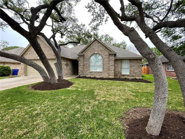 308 N Kings Canyon Dr, Cedar Park, TX 78613 (#4981112) :: Ben Kinney Real Estate Team