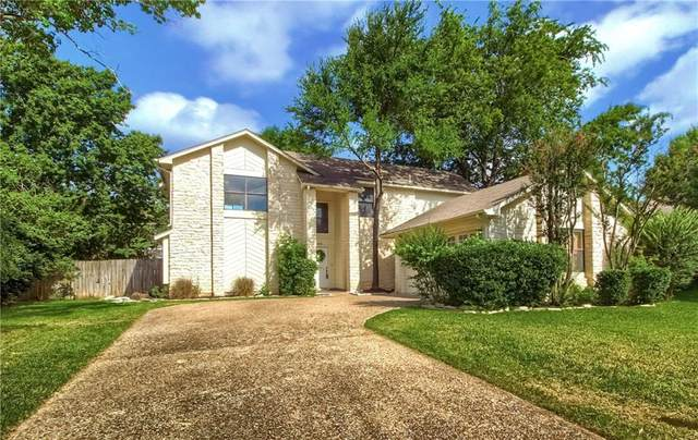 1806 Woods Blvd, Round Rock, TX 78681 (#4982431) :: Ben Kinney Real Estate Team