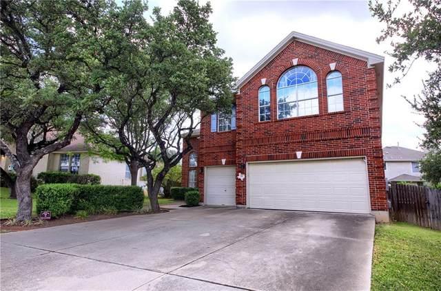 706 Jagged Rock, Cedar Park, TX 78613 (#4988643) :: Zina & Co. Real Estate