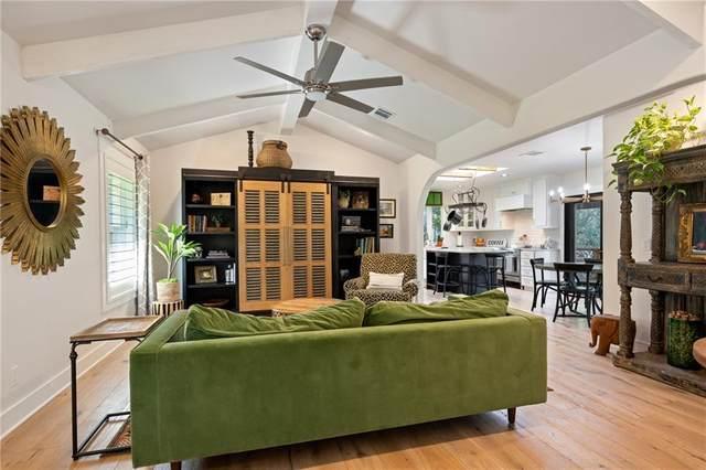 1533 Ash St, Georgetown, TX 78626 (#4988807) :: Ben Kinney Real Estate Team
