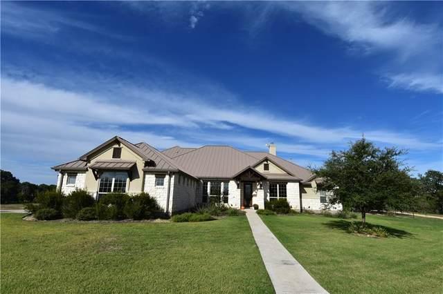 3360 County Road 282 Rd, Leander, TX 78641 (#4989035) :: Papasan Real Estate Team @ Keller Williams Realty