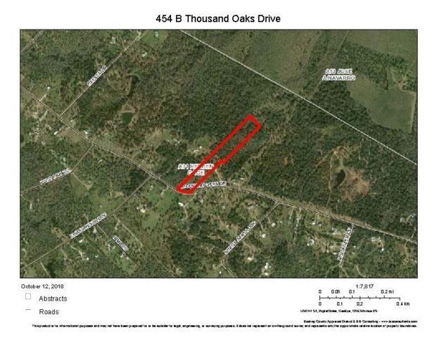 454 Thousand Oaks Dr B, Cedar Creek, TX 78612 (#4989051) :: The Heyl Group at Keller Williams