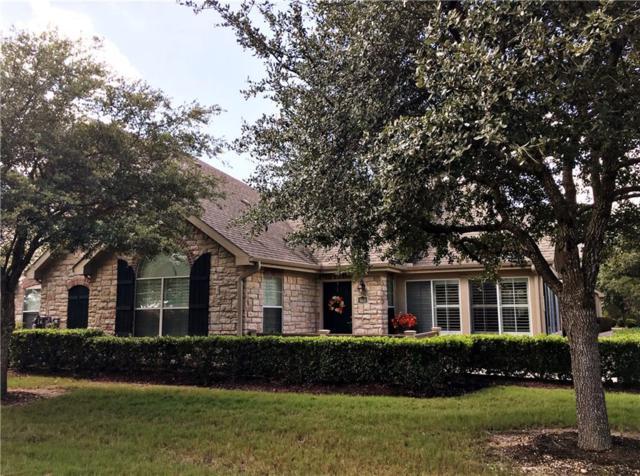 30 Wildwood Dr #162, Georgetown, TX 78633 (#4989364) :: Amanda Ponce Real Estate Team