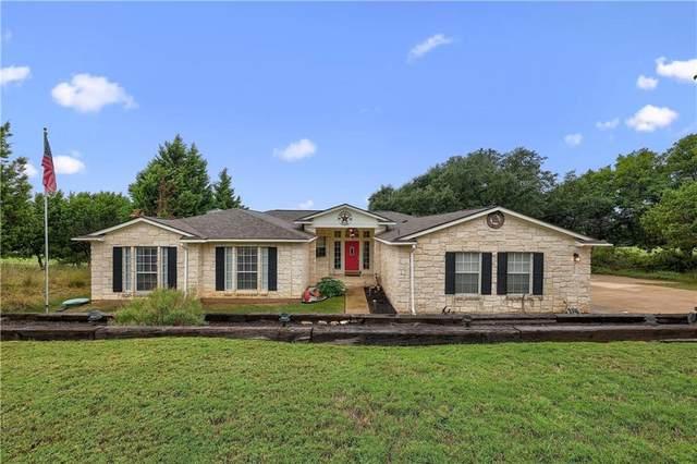 20907 Twisting Trl, Lago Vista, TX 78645 (#4989787) :: Front Real Estate Co.