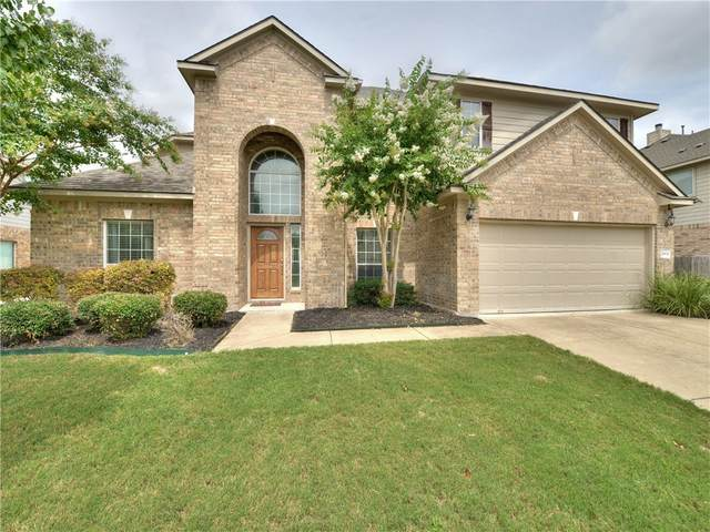 2804 Linville Ridge Ln, Pflugerville, TX 78660 (#4991751) :: The Heyl Group at Keller Williams