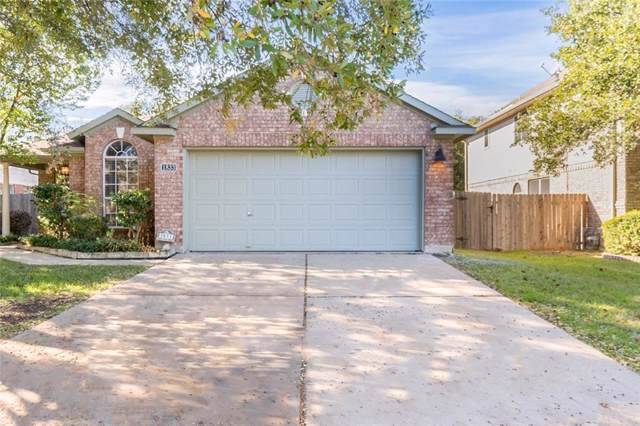 1833 Chino Valley Trl, Round Rock, TX 78665 (#4994006) :: 10X Agent Real Estate Team